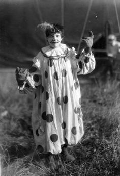 Jenny at dapperhouse.com: Vintage Circus