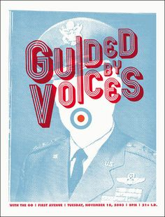 Guided By Voices by Aesthetic Apparatus