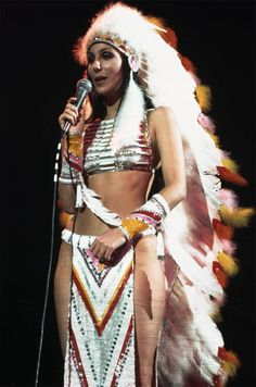 Saw Cher perform in the early 1970's in Vancouver.......oh yeah, Sonny was there too :)