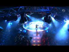 "Jay Smith -- ""Like a Prayer""; winner of Swedish Idol 2010."