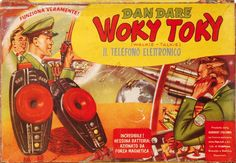 Marcus Morris, Children's Comics, 1960s Toys, Retro Futurism, Cool Toys, Tokyo, Dan, Cool Stuff, Illustration
