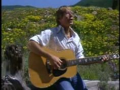 """Mar 30 - ON THIS DAY in 1974, John Denver's first #1 song, """"Sunshine On My Shoulders"""" reached the top of the pop charts."""
