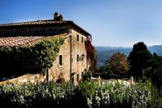 Fattoria Lavacchio in Tuscany.  My parents were there last year and loved it.