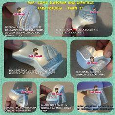 #zapatillas #fofucha 3