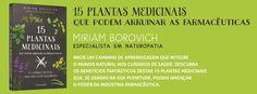 Sinfonia dos Livros: Novidade Nascente   15 Plantas Medicinais que Pode...
