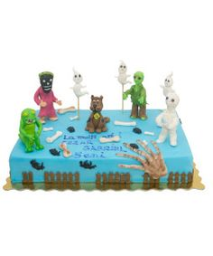 Scooby-Doo-Cake Scooby Doo Cake