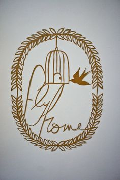Paper Cut Birdcage Handmade Paper cutting Design  by lightpaper, $60.00