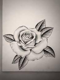 Resultado de imagem para desenhos de rosas sombreadas