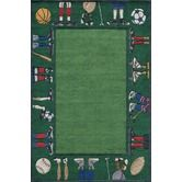 Found it at Wayfair - Whimsy Grass Kids Rug