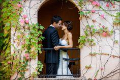 Bride and Groom | Christophe Genty Photography #weddingphotography #vines #love