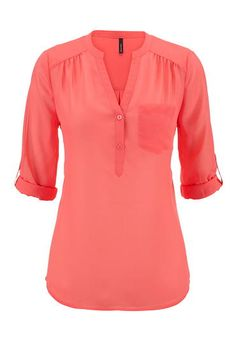 the perfect blouse with one pocket (original price, $29) available at #Maurices