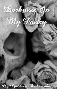 """I just published """"Depressed much"""" of my story """"Darkness In My Poetry""""."""