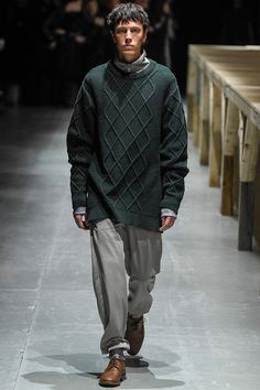 Han Kjøbenhavn showed its Fall/Winter 2017 collection during Copenhagen Fashion Week.