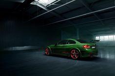 AC Schnitzer is BMW on steroids [video] Bmw F22, Bmw M235i, Ac Schnitzer, Geneva Motor Show, Volkswagen Golf, Melbourne, Take That, Gallery, Green
