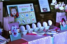 Korean 1st Birthday Blog: What is a Doljabi?