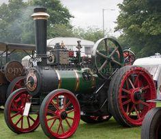 Driffield Vintage & Steam Fair Engine
