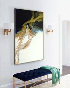 The abstract  painting The original painting on canvas Contemporary art Pendant on the walls Decorat