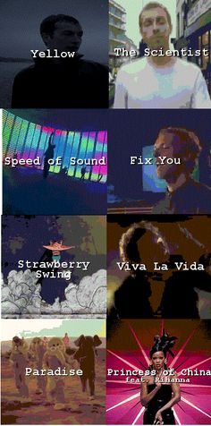 Best music videos ever (except they left out Technicolor II which is one of my favorites)
