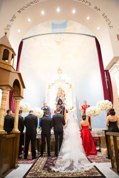 Luxury Wedding in California