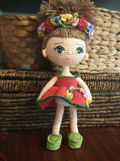 https://www.etsy.com/uk/shop/VintageVilageShop ♡ lovely doll