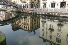 Canais Milão