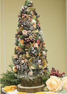 Charmé / Sweet Flowers (Букеты из конфет) Easy Christmas Ornaments, Simple Christmas, Christmas Crafts, Christmas Decorations, Xmas, Christmas Tree, Holiday Decor, Pine Cones, Paper Flowers