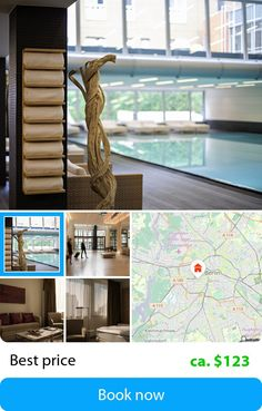 Pullman Schweizerhof (Berlin, Germany) – The hotel has a modern ambience and an ideal location in the heart of Berlin, between Kurfürstendamm and Potsdamer Platz, close to the zoo. Guests will find shops, nightspots, links to public transport and a park all within 500 m of the hotel. The Brandenburg Gate is 2 km and the Victory Column (Siegessäule) is around 1.5 km. It is 2.5 km to Hauptbahnhof Central Station, Tegel Airport is some 7 km away and it is around 18 km to Schönefeld Airport.