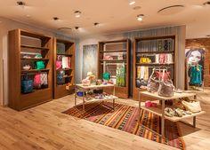 Esprit's new store design