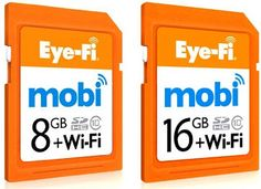 Eye-Fi Mobi: Cheap Memory Card With Wi-Fi