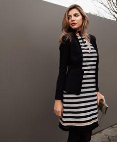 #Stripes #love // #allyours #beetlejuice #dress #fashion