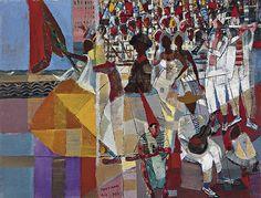 Carnaval 1960 Candido Portinari