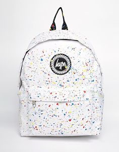 Image 1 of Hype Backpack with Multicoloured Speckle