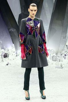 Chanel outono-inverno 2012/13