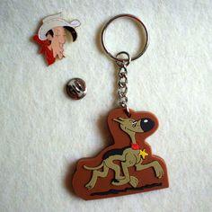 Pin's divers thèmes, Porte-clés...