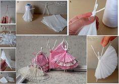 Paper-Napkins-Ballerina.jpg (640×451)