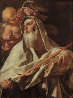 Spe Deus: S. Elias, séc. IX a.C
