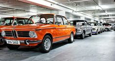 Join our tour of BMW's secret storage lair | Classic Driver Magazine