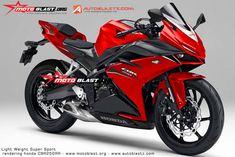 2016   2017 Honda CBR250RR / CBR300RR Coming for the R3, Ninja 300, RC390?   Honda-Pro Kevin