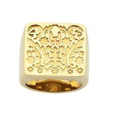 Karen Walker filigree ring // A long time on the wishlist. Jewellery Showroom, Rings N Things, Filigree Ring, Karen Walker, Bangles, Bracelets, Jewelery, Silver Rings, Earrings