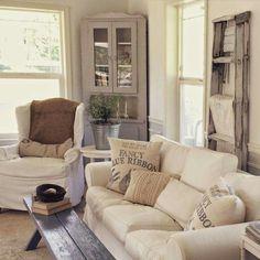 Cottage decor.
