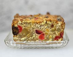 Mad About Maida: Texas Fruitcake