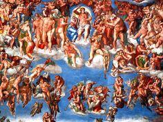 Pochi artisti hanno lasciato un segno indelebile e duraturo nella storia dell'arte come Michelangelo Buonarroti.Scrittore, pittore, architetto, scultore, ecco una meravigliosa galleria di immagini che celebra il sommo artista per il 450mo anniversario della morte avvenuta il 18 febbraio del 1564.