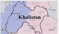 West Punjab, East Punjab.... We want our Khalistan.