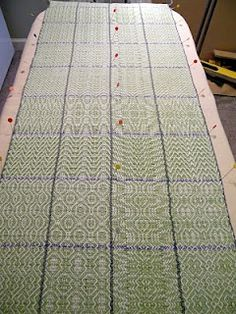 All Gamped Out #weaving #twill #gamp