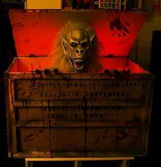 Creepshow Crate Monster