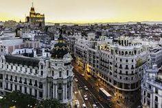 Madrit-the Capital of Espana