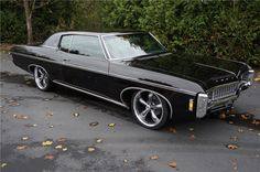 1969 CHEVROLET CAPRICE 2 DOOR HARDTOP - Barrett-Jackson Auction Company - World's Greatest Collector Car Auctions