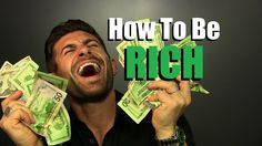 How To Be RICH | My 7 Secrets For Being Financially ALPHA!! Height Growth, Get Taller, Be Alpha, Bob Marley Quotes, Increase Height, Lazy People, Summer Jobs, Good Student, Fitness Magazine