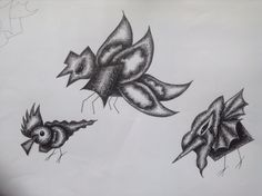 More of my doodle bugs....