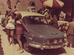 Legendary Czechoslovakian Tatra car,50s